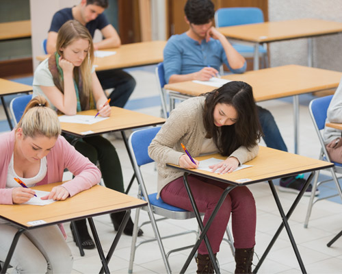 Exam Support with Learning Support Centre